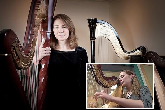 Harp Ninjas Kangara Concert Series 2018