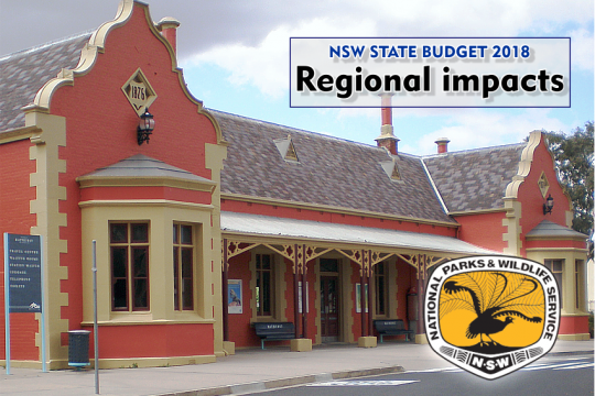 NSW Budget impacts 2018