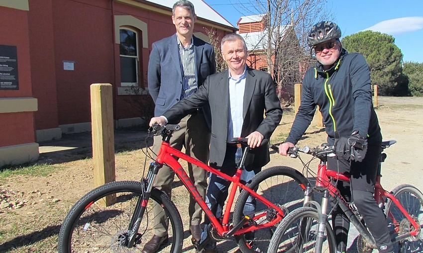 Labor supports Molonglo rail trail