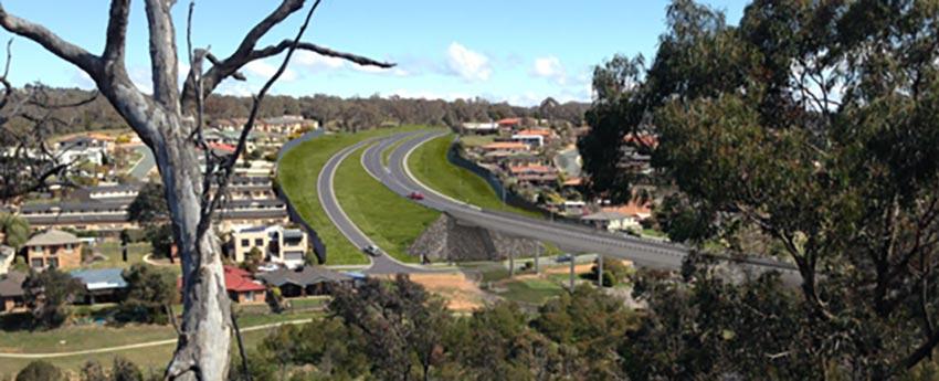 Ellerton Drive Extension