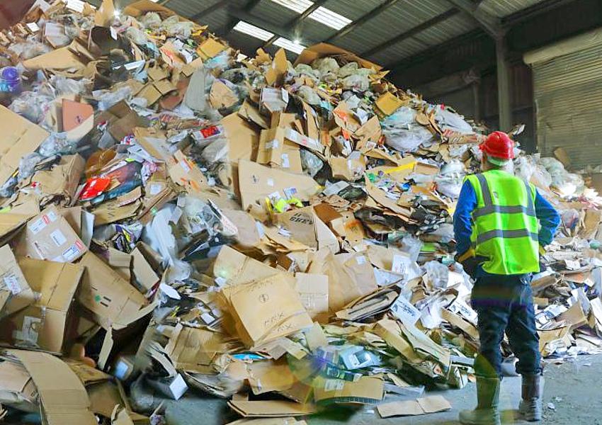 australians recycling