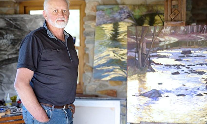Stuart Whitelaw artist
