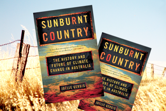 book review Sunburnt Country