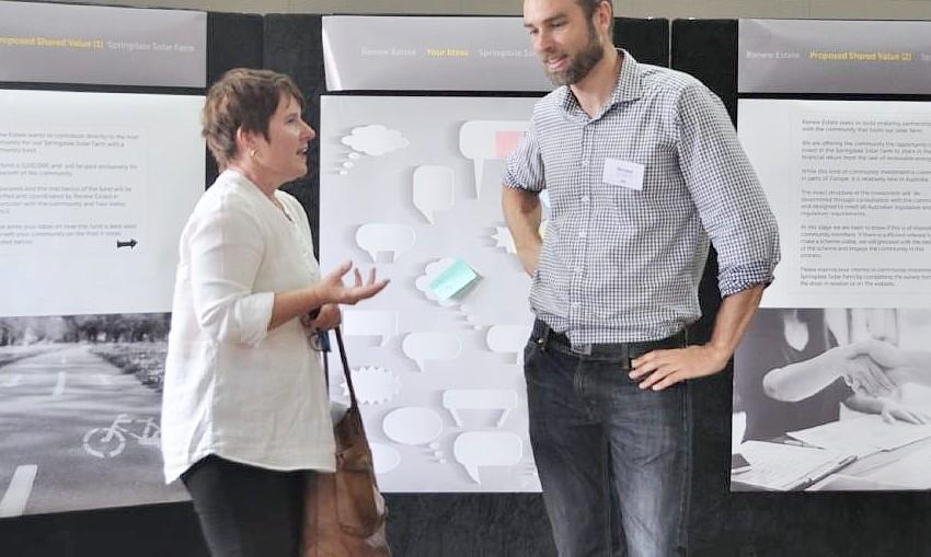 Sutton Solar community consultation