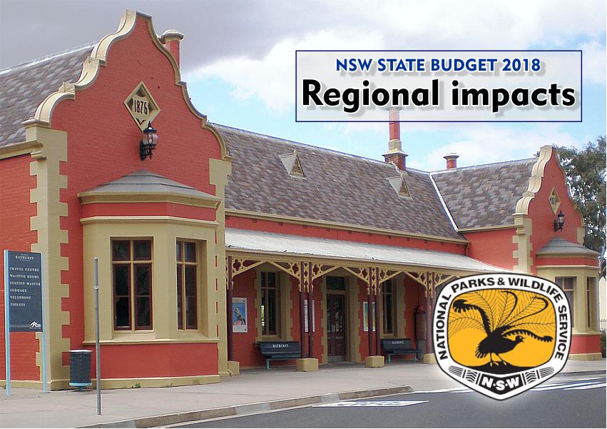 NSW Budget impacts 2018