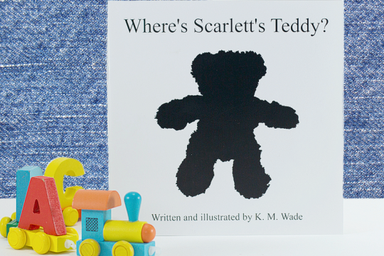 where's my teddy? by KM Wade