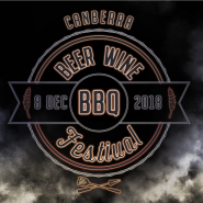 Canberra Beer Wine BBQ Festival logo