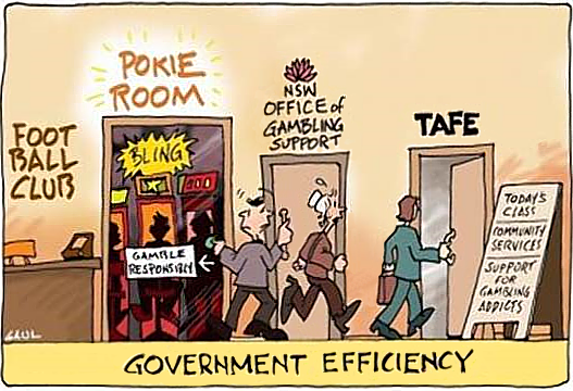 TAFE government