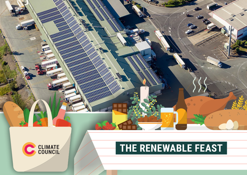 renewable feast Climate Council Australia