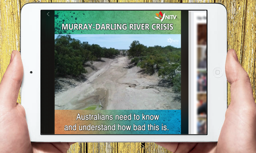 Murray-Darling River crisis