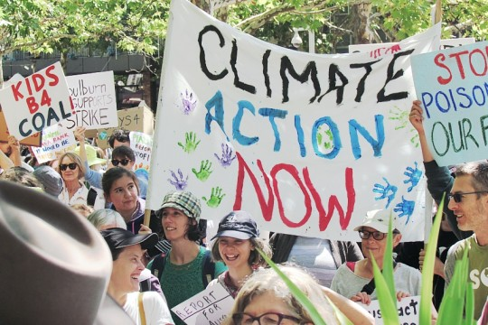 strike climate action march 2019 canberra