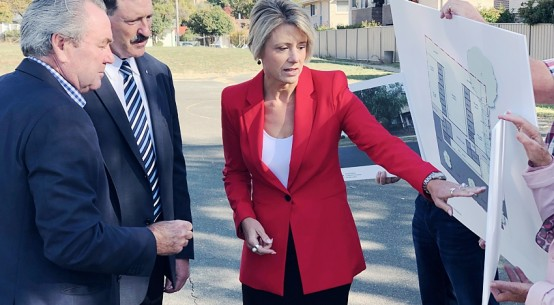 Kristina Keneally-Mike Kelly-respite care