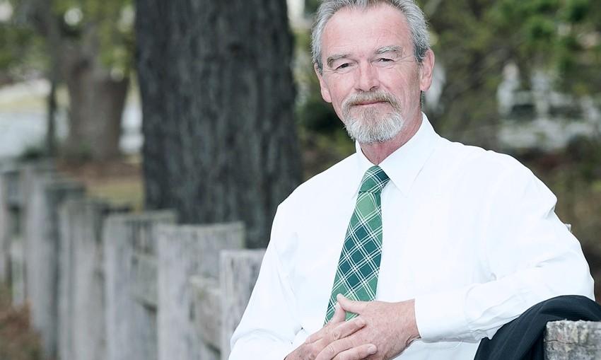 Pat McGinlay Eden-Monaro Greens