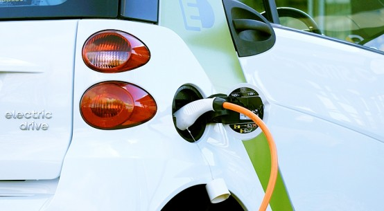 vehicle electric charging station