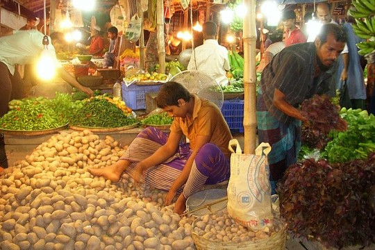 Bangladesh-food-market