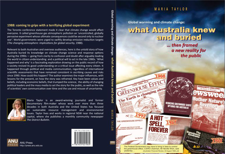 WHAT-australia-knew-about-climate-change-MariaTaylor-2014