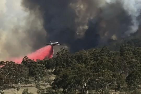 Tallagandra-fire-RFS-film-footage