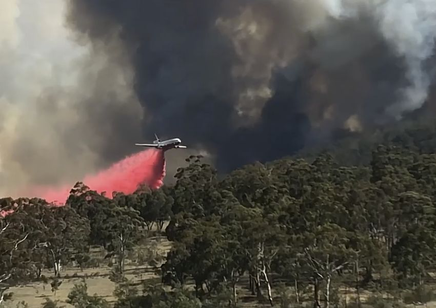 Tallagandra-fire-RFS-film-footage