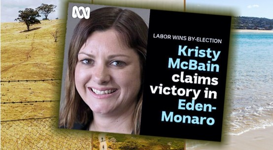 Kristy-McBain-wins-EdenMonaro-July2020