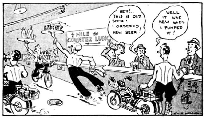 Smith Weekly Cartoon